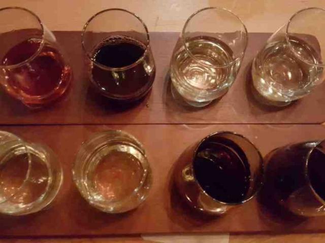 Penticton Wine Flights