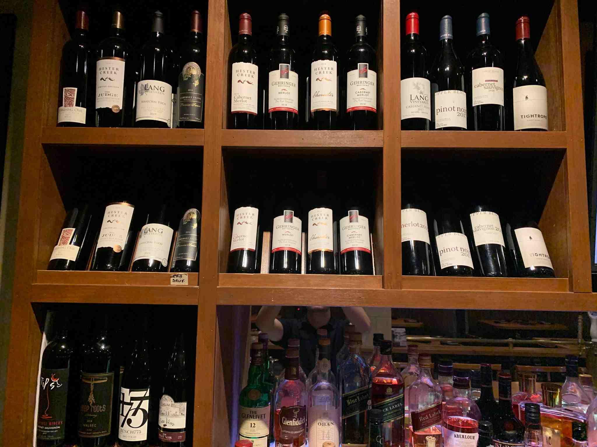 Fine Okanagan Wines by the bottle
