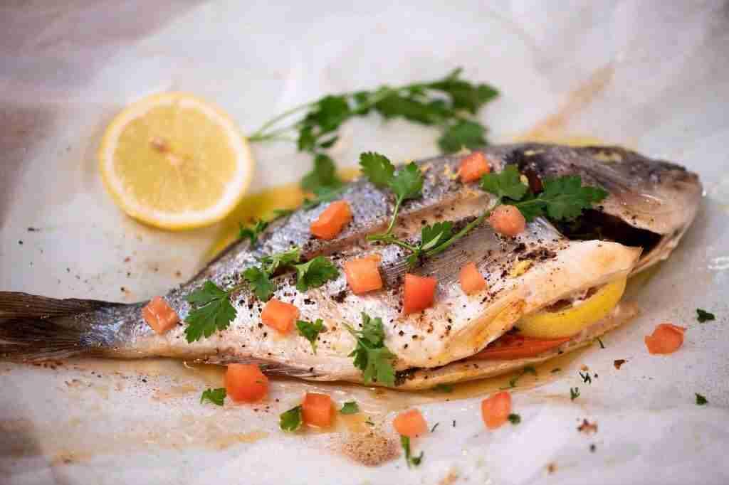 Whole Fish Appetizer